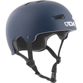 TSG Evolution Solid Color - Casque de vélo - bleu